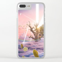 Healing Clear iPhone Case