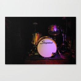 Color The Sound Canvas Print