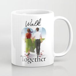 Walk Together Coffee Mug