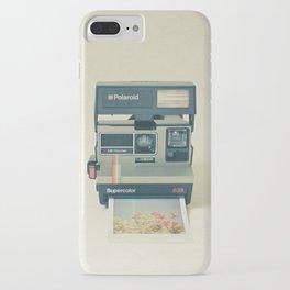 Instant Dreams iPhone Case