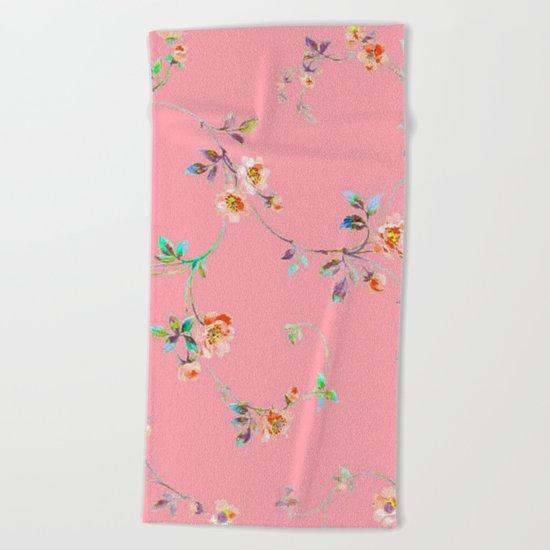 jessica Beach Towel