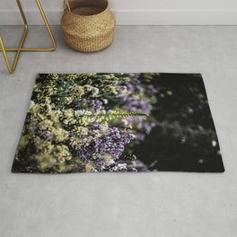 Flower Photography by james shepperdley Rug