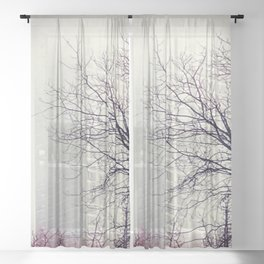 Go Back In Time Sheer Curtain