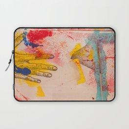 Yellow Laptop Sleeve