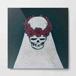 Dead Brides II Metal Print