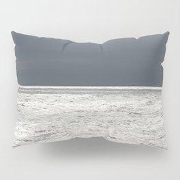 Ominous Ocean Pillow Sham