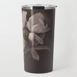 White flowers for you Travel Mug