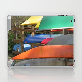 Pointe Kayaks 14 Laptop & iPad Skin
