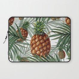 King Pineapple Laptop Sleeve