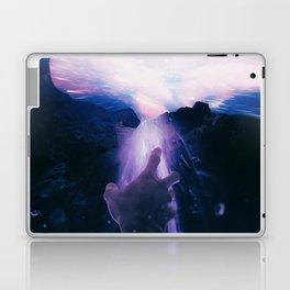 MIND AGAINST DARKNESS Laptop & iPad Skin