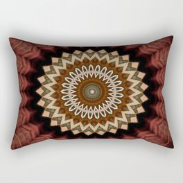 Some Other Mandala 219 Rectangular Pillow