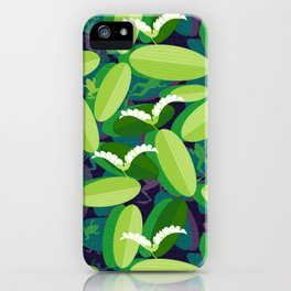 Frog Pond iPhone Case