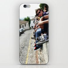 Hipster at Heart iPhone & iPod Skin