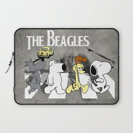 The Beagles Laptop Sleeve