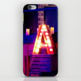 A is for Apple and many other names iPhone Skin