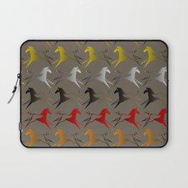 Native American War Horse Laptop Sleeve