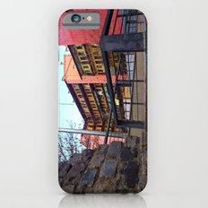 Old Town of Madrid - Lavapiés iPhone 6s Slim Case