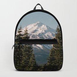 Mt Shasta Morning Backpack
