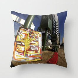 5 Star Dishes Throw Pillow