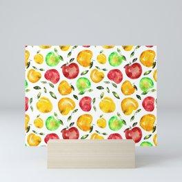 Forbidden fruit Mini Art Print