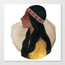 BTATO Native Canvas Print