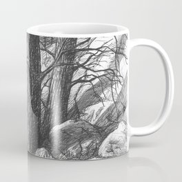 Living in the limit Coffee Mug