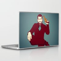 welcome Laptop & iPad Skins featuring Welcome by FalcaoLucas