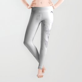 Marble - Classic Real Marble Leggings