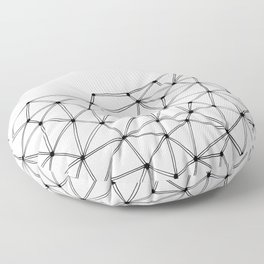 Polygon Floor Pillow