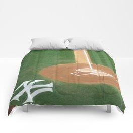 New York B Comforters