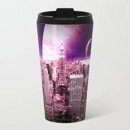New New York : Galaxy City Travel Mug