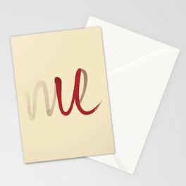 It's not u, it's me. Stationery Cards