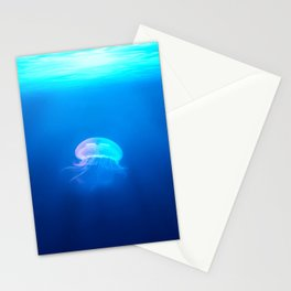 Jellyfish are beautiful Stationery Cards