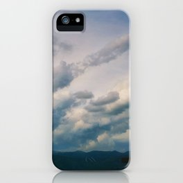 Another Sky iPhone Case