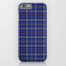 Citadel Military Acedemy Tartan iPhone 6s Slim Case