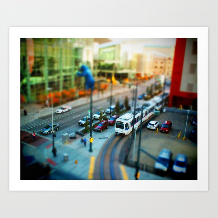 Convention Center Art Print