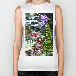 Lava Movement Biker Tank