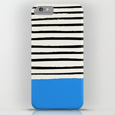 Ocean x Stripes iPhone 6 Plus Slim Case