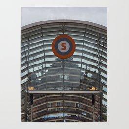 Glasgow city Poster