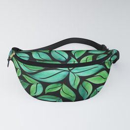 Night Leaves Fanny Pack