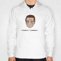 robin williams Hoodies featuring Robin Williams by Λdd1x7