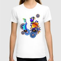 robots T-shirts featuring Robots by aboutlaila