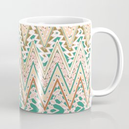 FORMENTERA CHEVRON Coffee Mug