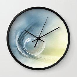 pastell Wall Clock