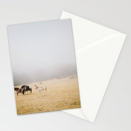 Wild Horses Stationery Cards