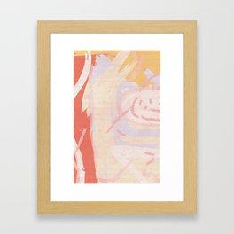 You Complete MEss Framed Art Print