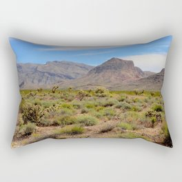 Painted Desert - II Rectangular Pillow