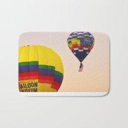 Balloon Rise Bath Mat