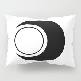Sun and Moon Pillow Sham