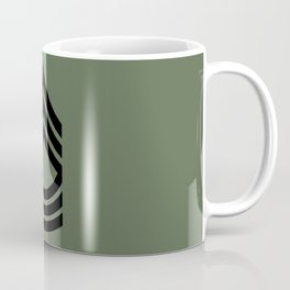 Master Sergeant (Green) Coffee Mug